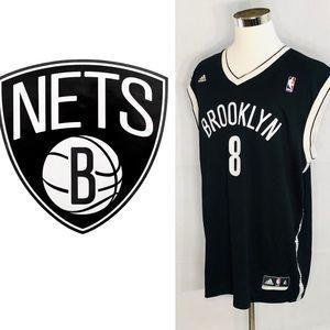 ADIDAS NBA Brooklyn Nets Deron Williams XL
